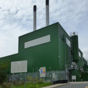Holbrook Biomass