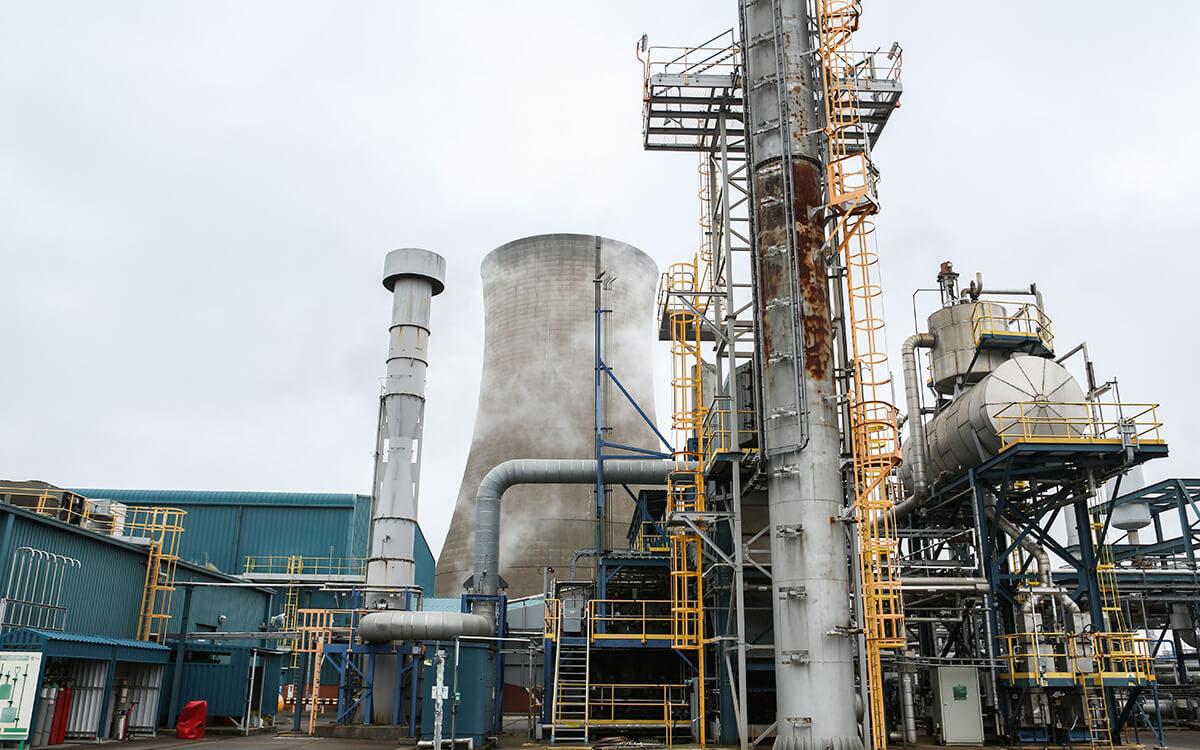 px Group Saltend Chemicals Park Exterior