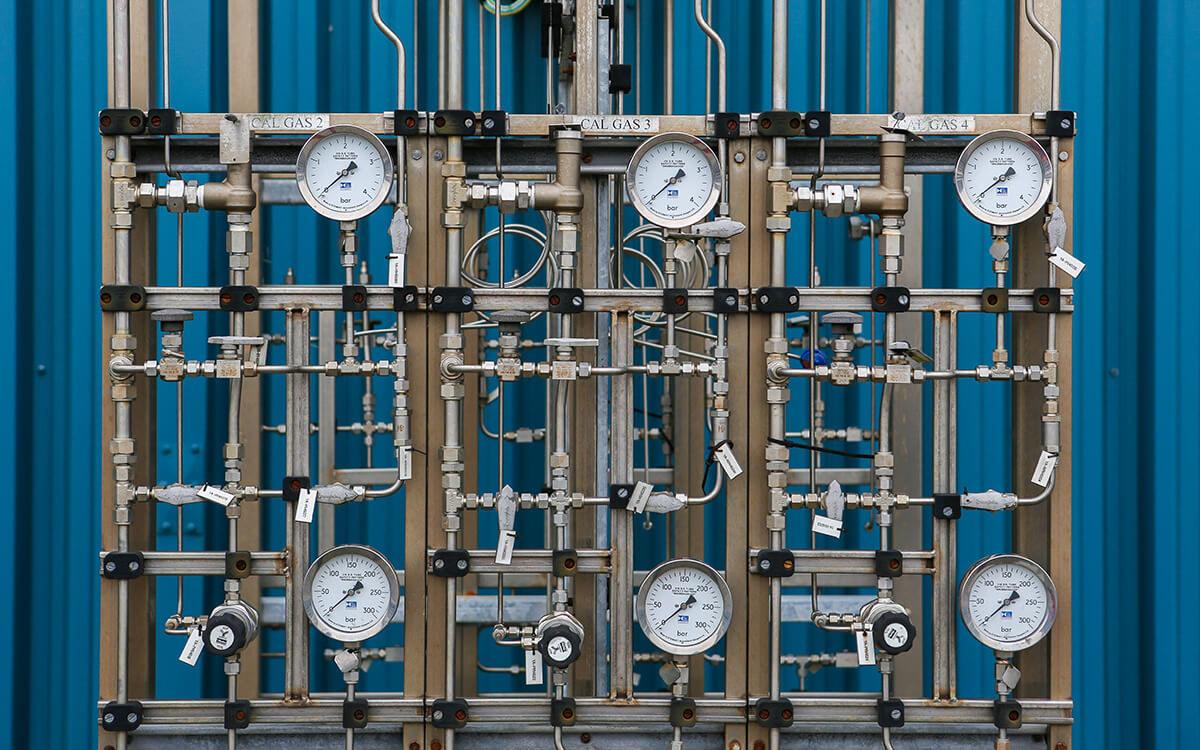 px Group Saltend Chemicals Park Geometric Dials