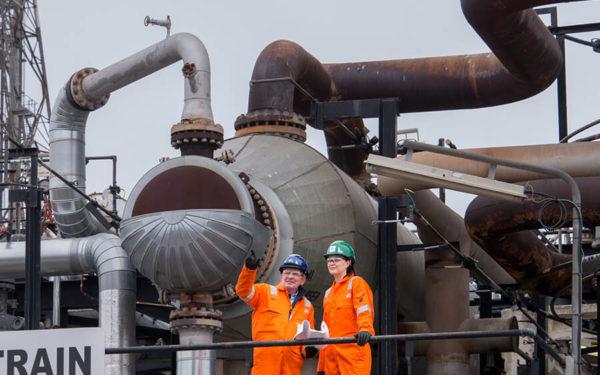 St Fergus Gas Terminal Furnace Upgrade Project