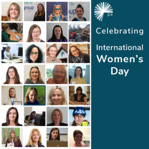 px Group: International Women's Day