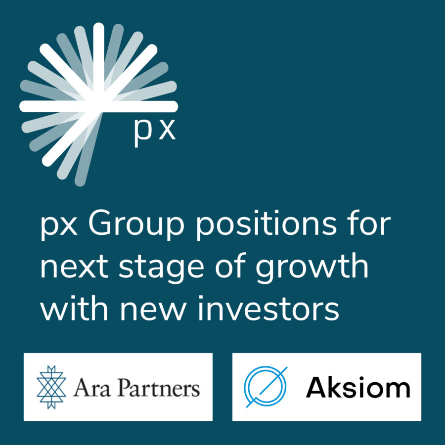 px Group positions for next stage of growth with new investors