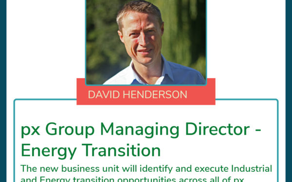 px Group launches new Energy Transition team dedicated to cutting emissions